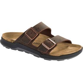 Birkenstock Arizona Sandals Oiled Leather Regular Men, habana
